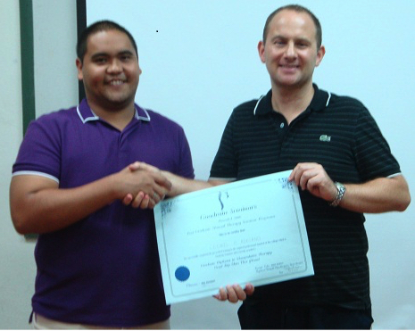 Graduate diploma in sport extremity