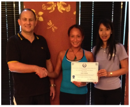 Harumi Shirakawa, Bachelor of Physiotherapy, Dunsborough Physiotherapy Centre, Australia