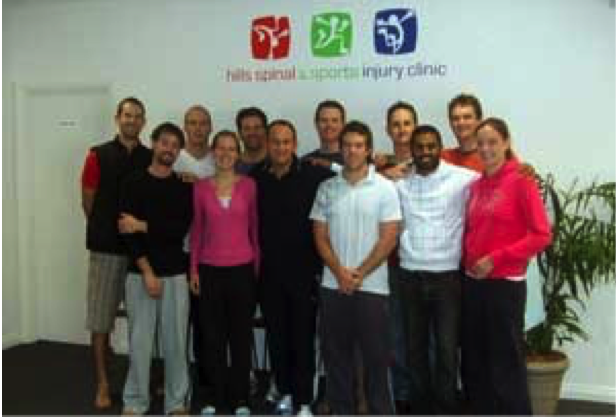 Hills spinal and sport injury clinic, Adelaide, Australia