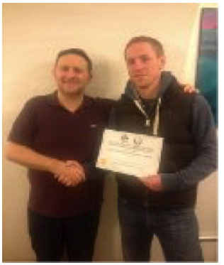 Mike Davis UK Physiotherapist Northern Ireland