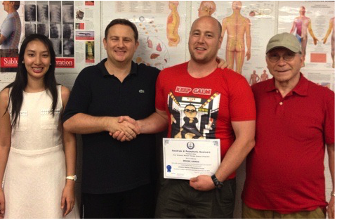 Mr Brooke Lishman Physiotherapist from New Zealand specialists in Musculoskeletal & sports injury rehabilitation