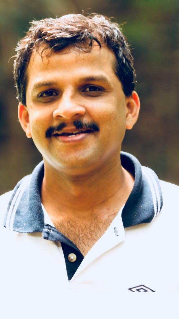 Professor Harish S Krishna